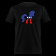 T-Shirts ~ Men's T-Shirt ~ Politipony
