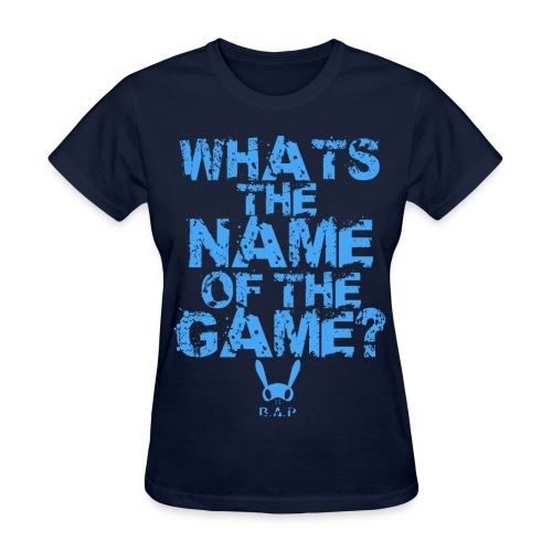 B.A.P WHATS THE NAME (ZELO) - Women's T-Shirt