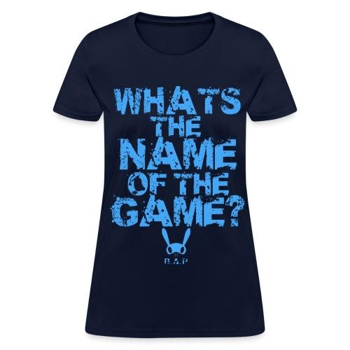 B.A.P WHATS THE NAME (ZELO) - Women's T-Shirt