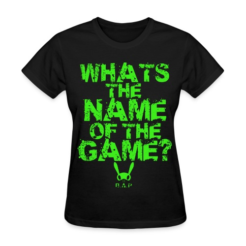 B.A.P WHATS THE NAME (JONGUP) - Women's T-Shirt