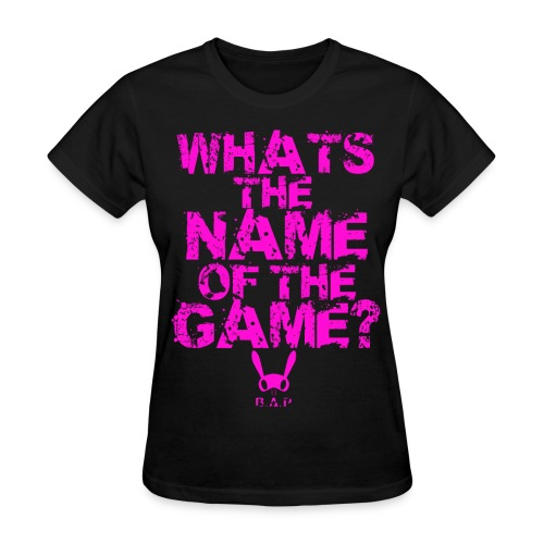 B.A.P WHATS THE NAME (HIMCHAN) - Women's T-Shirt