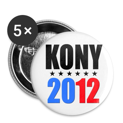 Kony 2012 - Large Buttons
