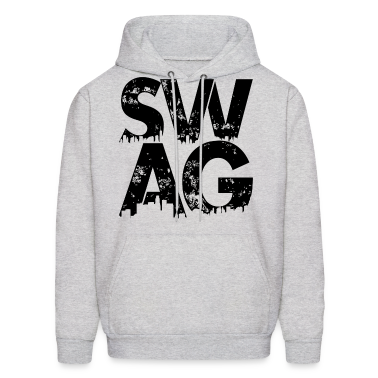 Black Swag Hoodies