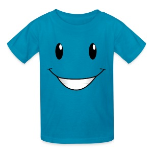 Face From NIck Junior Kids T Shirt (Pick Color) - Kids' T-Shirt