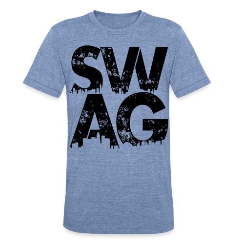 Black Swag T-Shirt - Unisex Tri-Blend T-Shirt