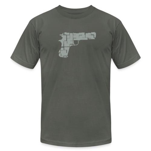 Pistol - Men's Fine Jersey T-Shirt