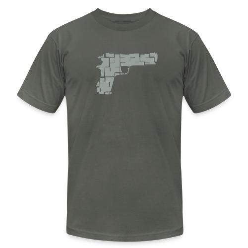 Pistol - Men's  Jersey T-Shirt