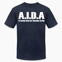 The Art of Selling | AIDA T-Shirt