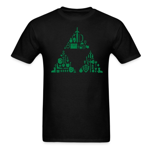 Triforce - Men's T-Shirt