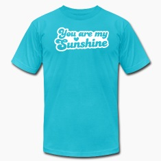 you are my sunshine with love heart T-Shirts