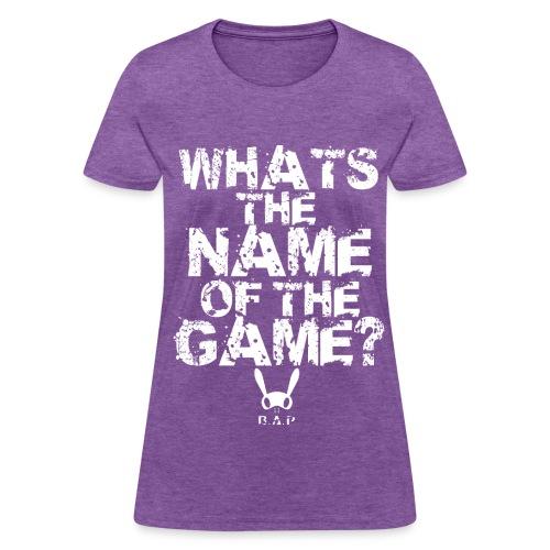 B.A.P WHATS THE NAME (DAEHYUN) - Women's T-Shirt