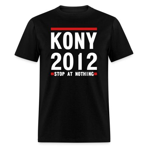KONY 2012 T-SHIRT - Men's T-Shirt
