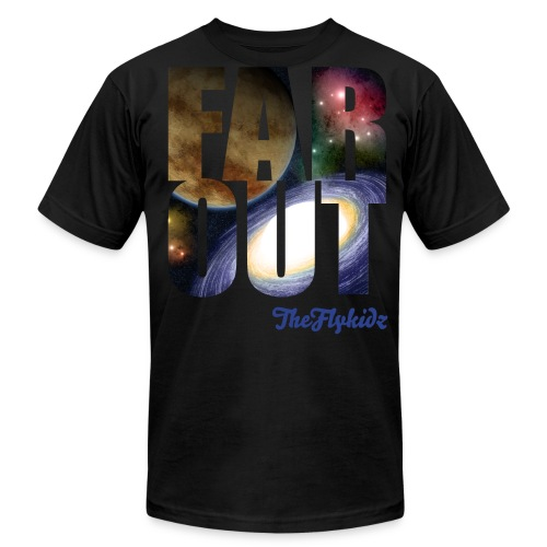 TheFlykidz Galaxy Tee #Exclusive - Men's Fine Jersey T-Shirt