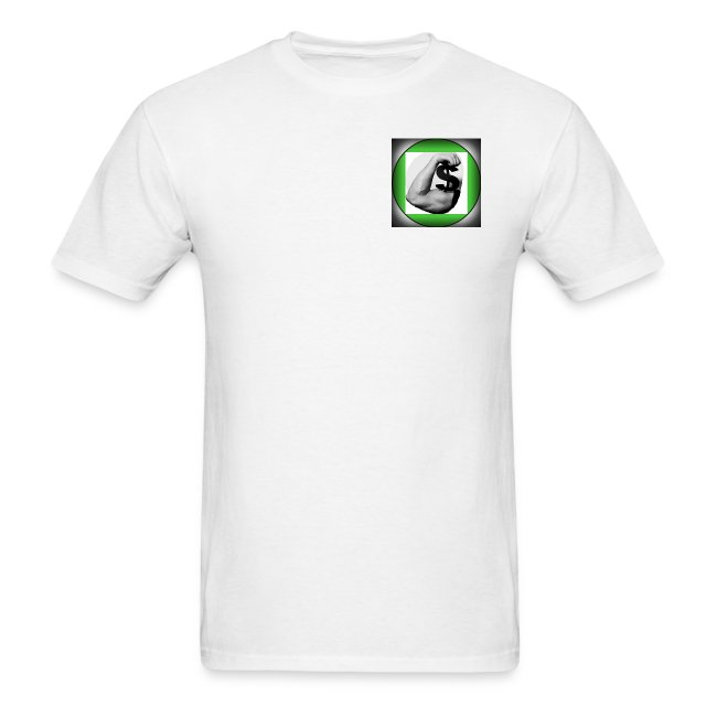 Frugal Fitness Small Logo Graphic T-Shirt