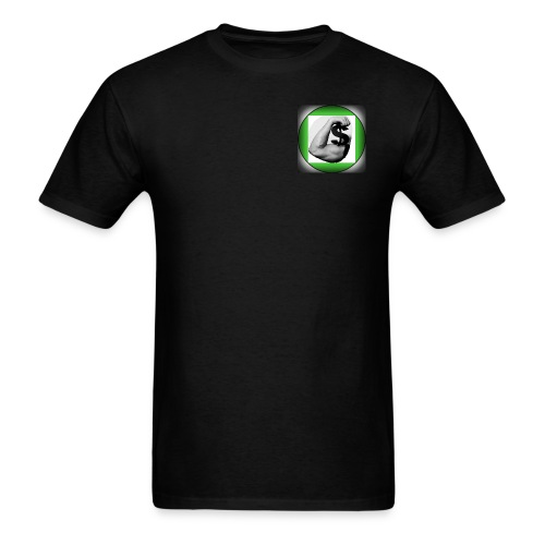 Frugal Fitness Small Logo Graphic T-Shirt - Men's T-Shirt