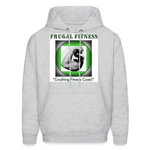 FRUGAL FITNESS SWEATSHIRT! - Men's Hoodie