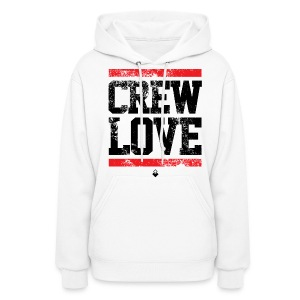 Crew Love -  ft. The Weeknd - Crewneck - Women's Hoodie