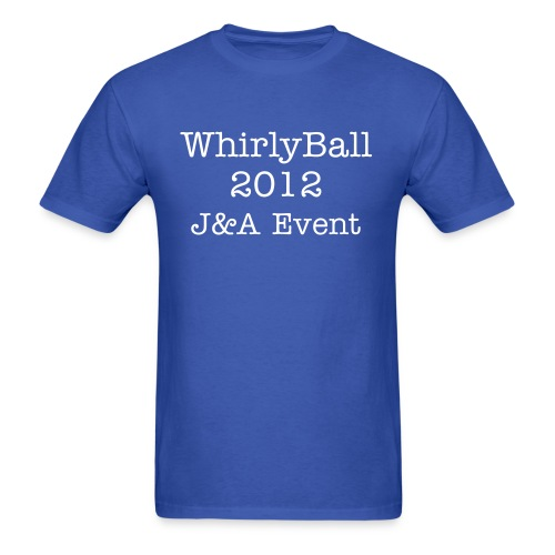 WhirlyBall Guys Tee - Men's T-Shirt