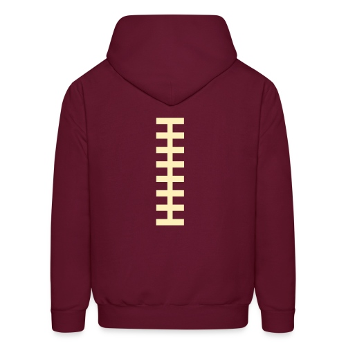 Hoodie Sweatshirt - Laces, Established 2002 - Men's Hoodie