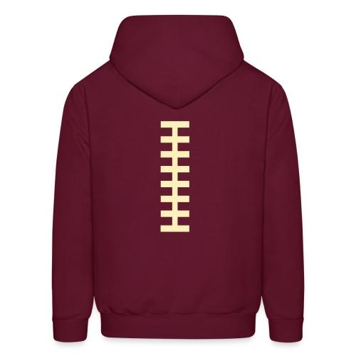 Hoodie Sweatshirt - Laces, Established 2002 - Men's Hoodie