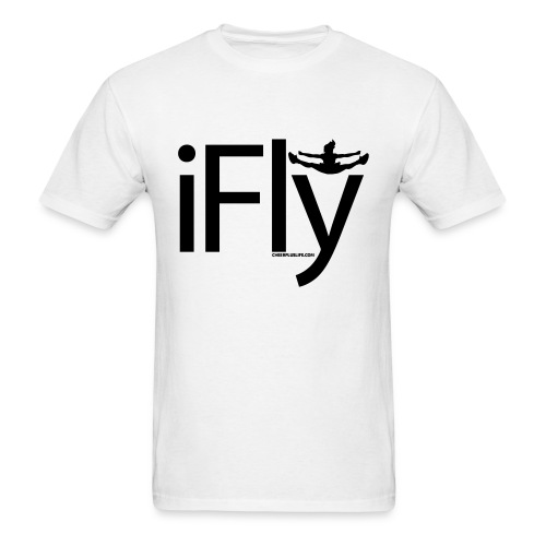 i fly T-shirt - Men's T-Shirt