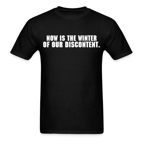 Our Discontent Men's Tee - Men's T-Shirt