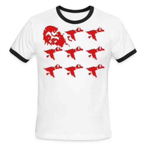 Duck Hunting Ringer - Men's Ringer T-Shirt