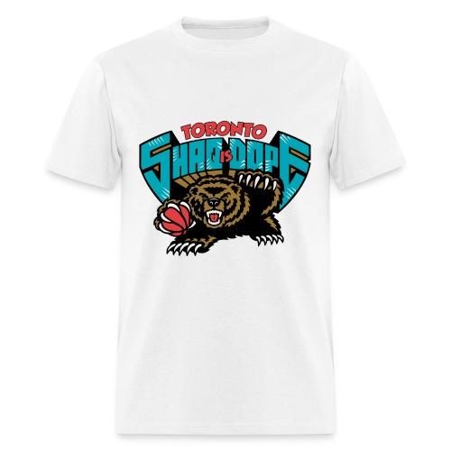 Shaqisdope Grizzlies T-Shirt  - Men's T-Shirt
