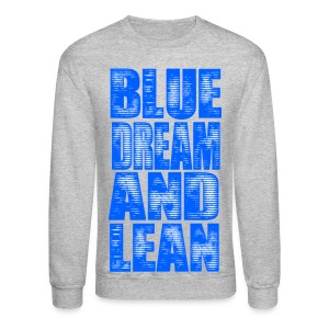 Blue Dream & Lean - Crewneck Sweatshirt