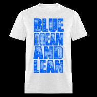 T-Shirts ~ Men's T-Shirt ~ Blue Dream & Lean