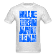 T-Shirts ~ Men's T-Shirt ~ Blue Dream & Lean