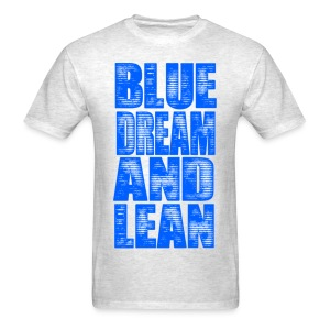 Blue Dream & Lean - Men's T-Shirt