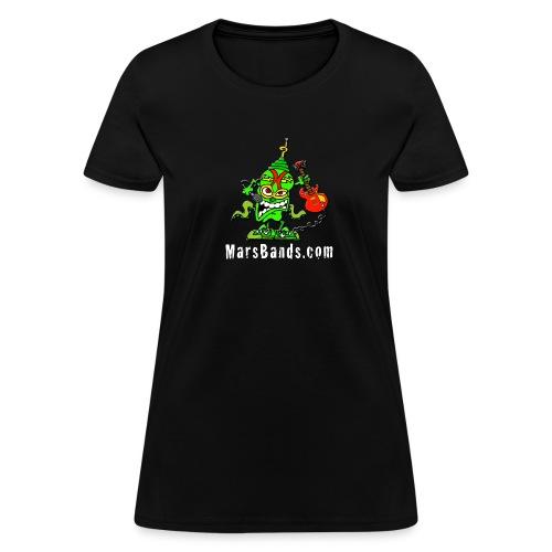 Women's T-Shirt (White Text) - Women's T-Shirt