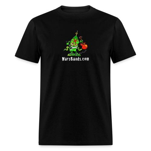 Men's T-Shirt (White Text) - Men's T-Shirt