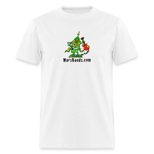 Men's T-Shirt (Black Text) - Men's T-Shirt