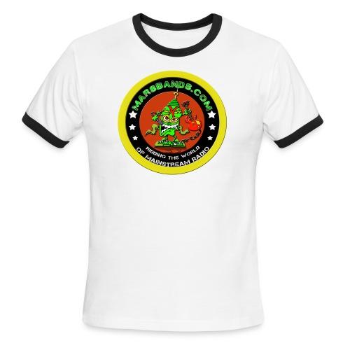 Men's Ringer T-Shirt (Seal) - Men's Ringer T-Shirt