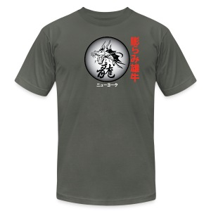 BULGEBULL DRAGON 5 - Men's Fine Jersey T-Shirt