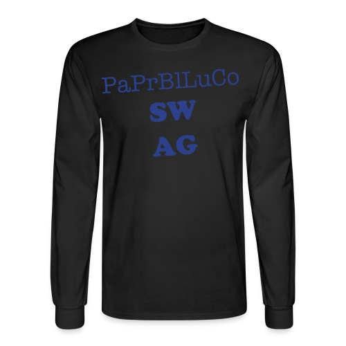 PaPrBlLuCo SWAG long sleeve T-Shirt - Men's Long Sleeve T-Shirt
