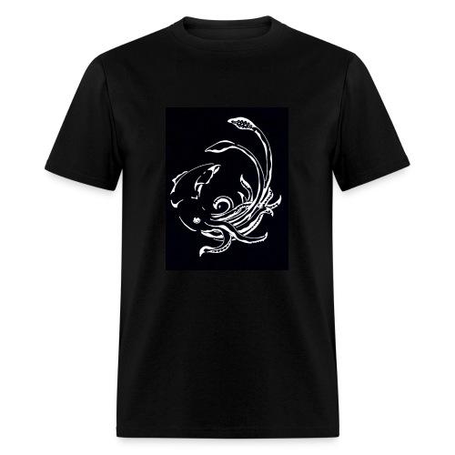Red Devil Mens Negative - Men's T-Shirt