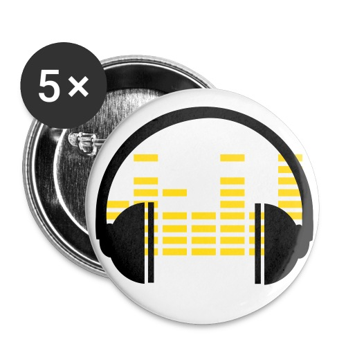 MAYBACH MUSIC PIN - Small Buttons
