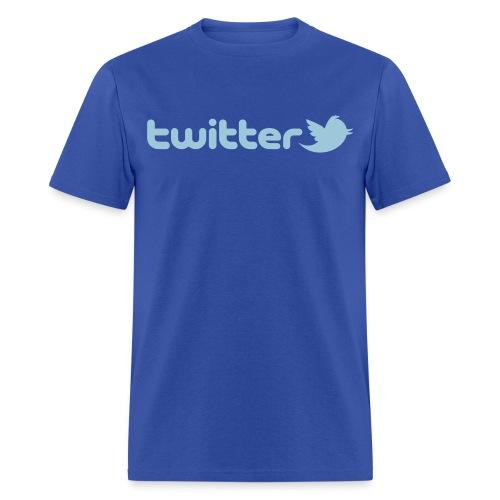 Twitter - Men's T-Shirt