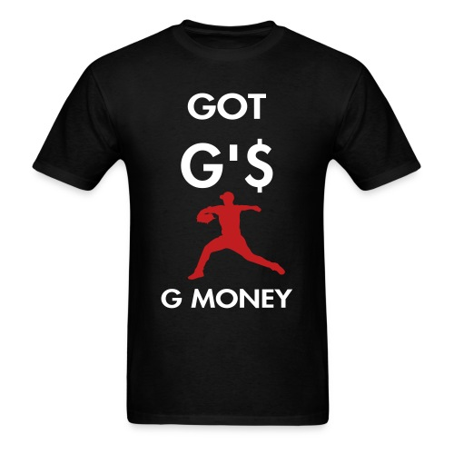 G47 - G Money T-shirt - Men's T-Shirt
