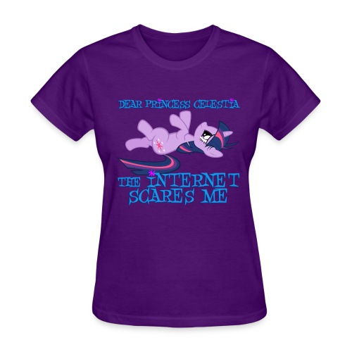 Traumatized Twilight - Women's T-Shirt