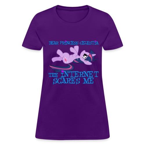 Traumatized Twilight - Women's T-Shirt