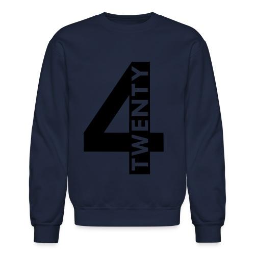 4Twenty Logo Sweatshirt - Crewneck Sweatshirt