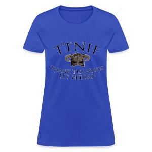 Thank The Nines! (W) - Women's T-Shirt