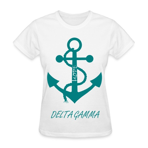 Hope Anchor Tee - Women's T-Shirt