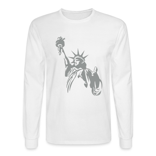 Statue of Liberty - Men's Long Sleeve T-Shirt