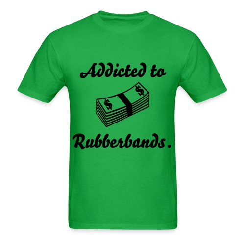 preVision Rubberbands Tee - Men's T-Shirt