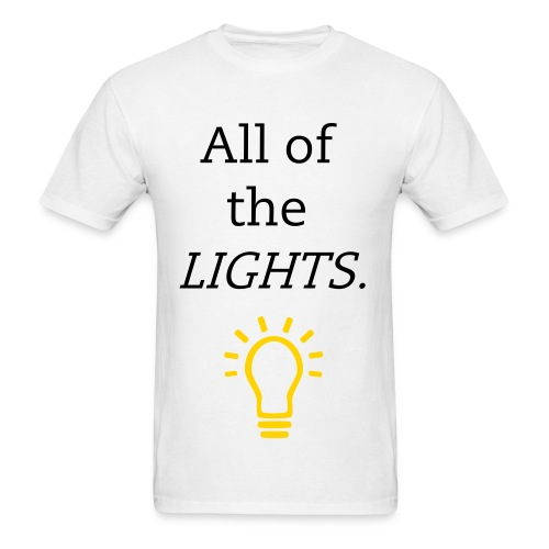 preVision Lights Tee - Men's T-Shirt